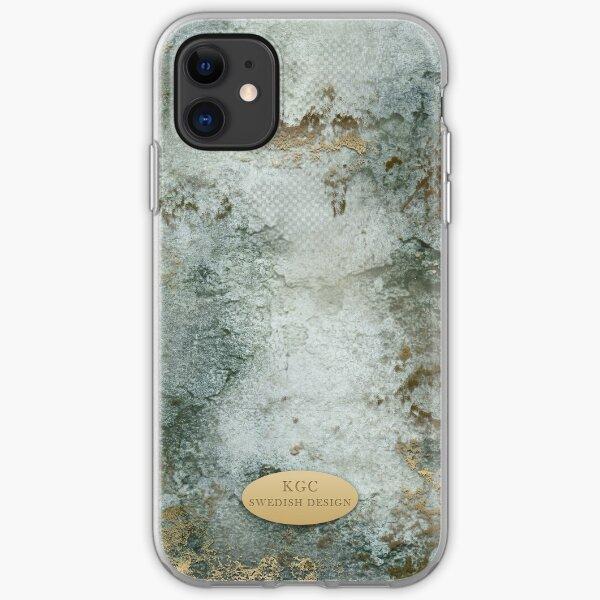 Mobile Skins Greygold iPhone Soft Case