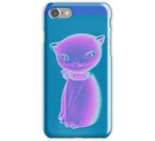 Glowing Kitty - iPhone case iPhone Case/Skin