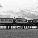 Lytham Saint Annes Pier by mikebov