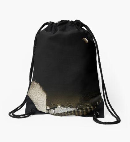 Paris - Plaisance #3 Drawstring Bag
