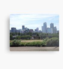Skyline, Denver, Colorado Metal Print
