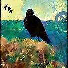 The Raven by Krista Droop