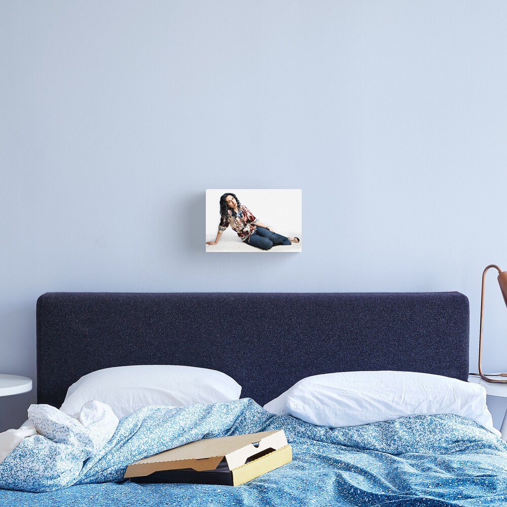 Relaxed. Canvas Print