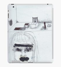 empty space full of things iPad Case/Skin