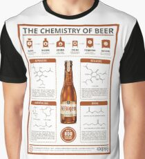 Chemistry of Beer Graphic T-Shirt