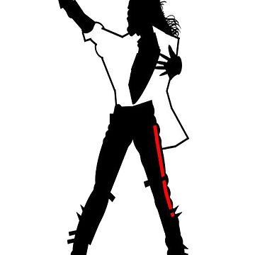 Michael Jackson - Dirty Diana design by TinyMiniMe
