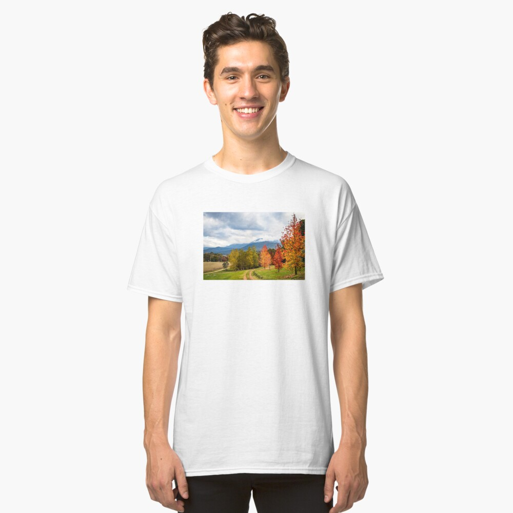 Road to heaven Classic T-Shirt