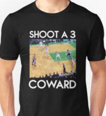 SHOOT A 3 COWARD Unisex T-Shirt