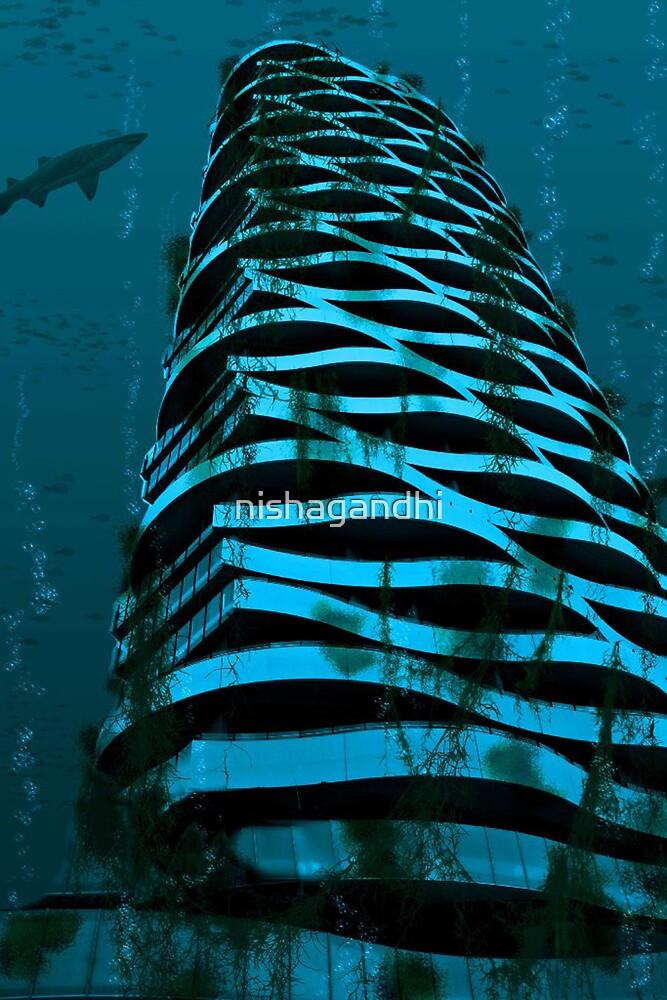 Underwater apartment... by nishagandhi