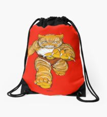 Destiny of the Cats 2 Drawstring Bag