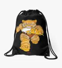 Destiny of the Cats 1 Drawstring Bag