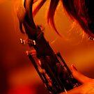 Music ringing in my eyes... by Bojoura Stolz