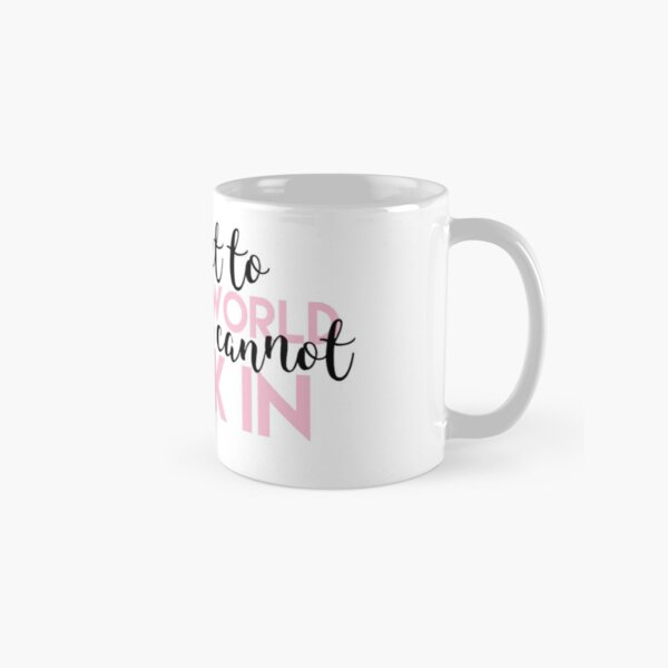 Mean Girls The Musical Classic Mug