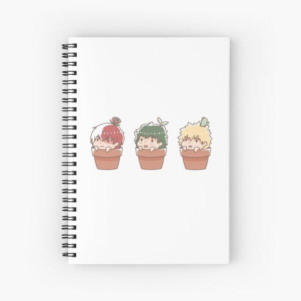 los niños serán ... ¿plantas? Cuaderno de espiral