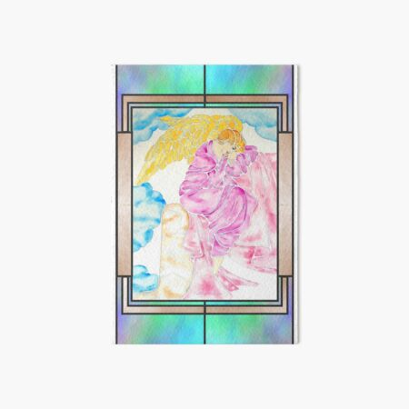 Heavenly Angel Dream Art Board Print