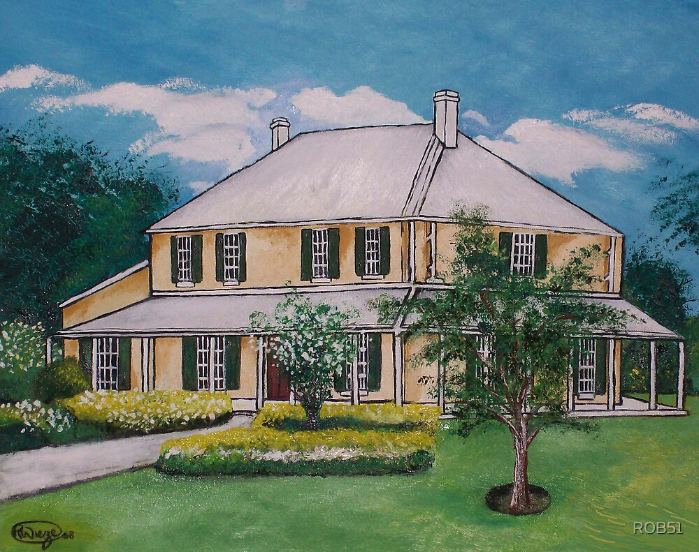 Mamre House by ROB51