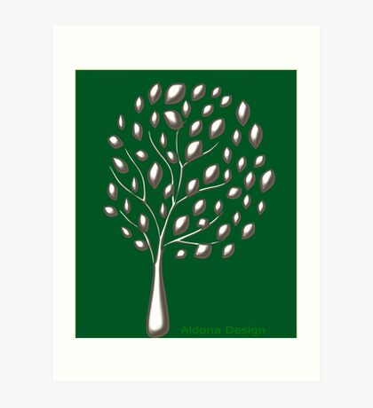 Tree (4856 Views) Art Print