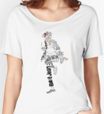 Musica-281 T-shirts coupe relax