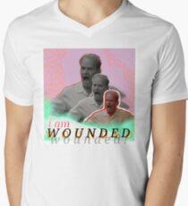 wounded frasier Men's V-Neck T-Shirt