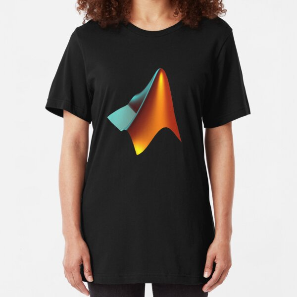 MATLAB Slim Fit T-Shirt