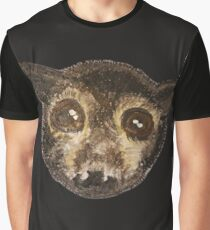 A Cute Spectacled Flying Fox. Graphic T-Shirt