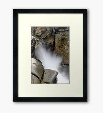 Splash! Framed Print