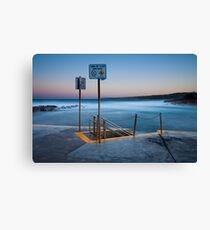 Rising Tide Canvas Print