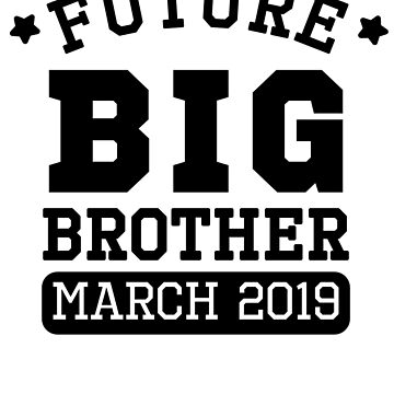 Future Big Brother March 2019  by hockeymomnation