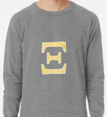 Yellow Watercolor Ξ Lightweight Sweatshirt