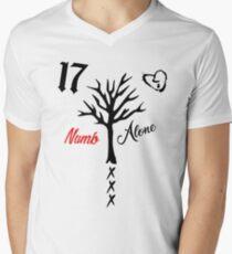 XXXTENTACION Men's V-Neck T-Shirt
