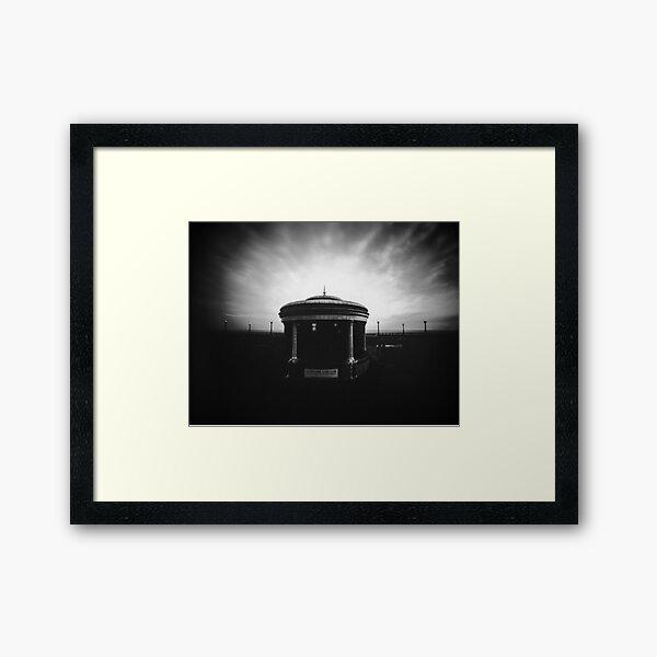 Eastbourne Bandstand Framed Art Print