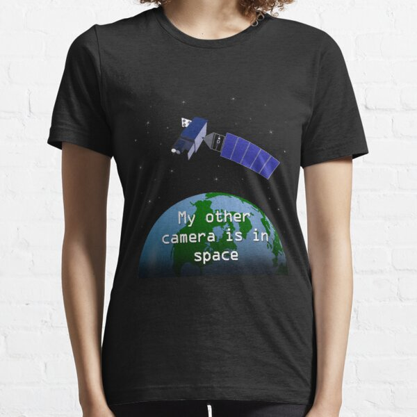 My Other Camera is in Space Essential T-Shirt