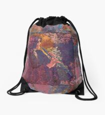 Oboe Lament Drawstring Bag
