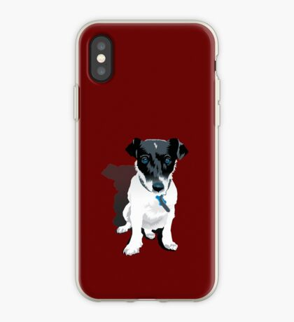 Puppy Alfie iPhone Case