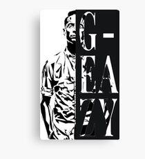 eazy g eazy Canvas Print
