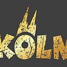 Köln mit Kölner Dom von theshirtshops