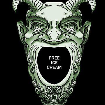 Green Devil by Vagrantwanderer