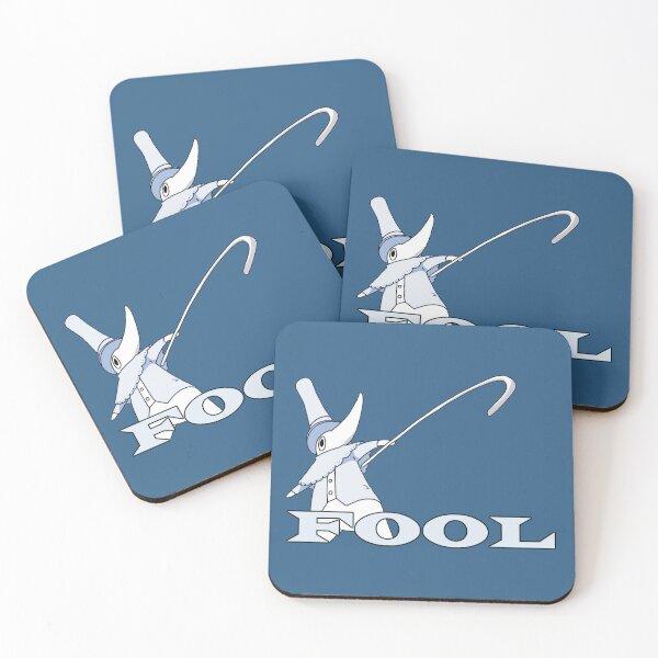 FOOL Coasters (Set of 4)
