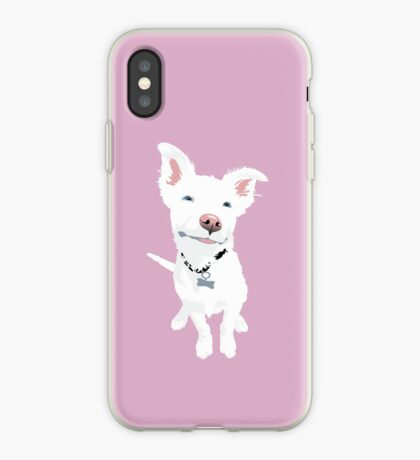 Puppy Eddie iPhone Case