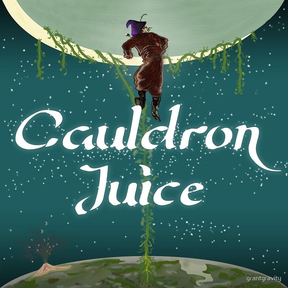 Cauldron Juice Cover Art by grantgravity