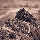Striding Edge, Helvellyn by RamblingTog