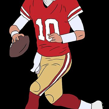 Jimmy Garoppolo, The GOAT by RatTrapTees