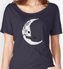 The Moon of Death - Luna De la Muerte Women's Relaxed Fit T-Shirt