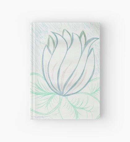 Lovely Light Lily Hardcover Journal