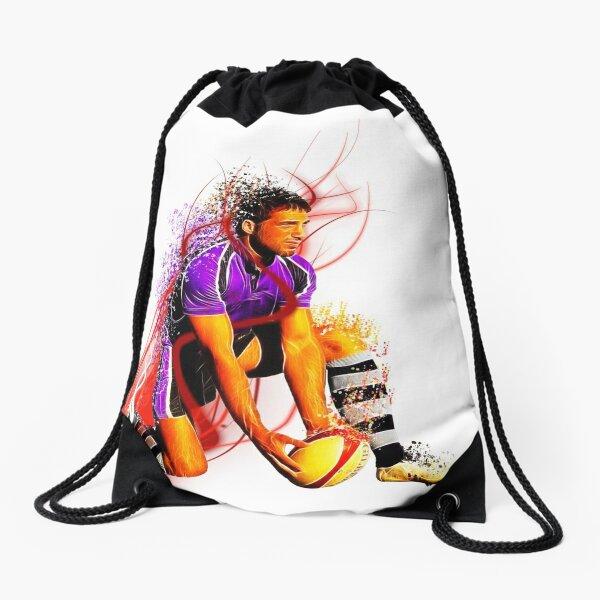 Placement Kick Drawstring Bag