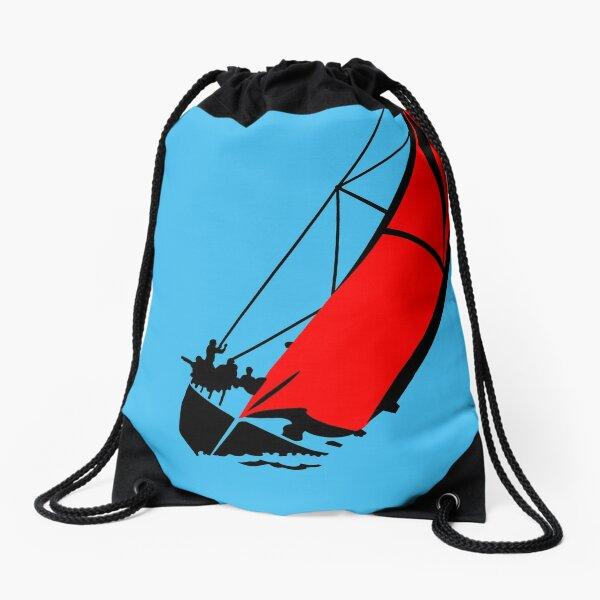 Yacht Drawstring Bag