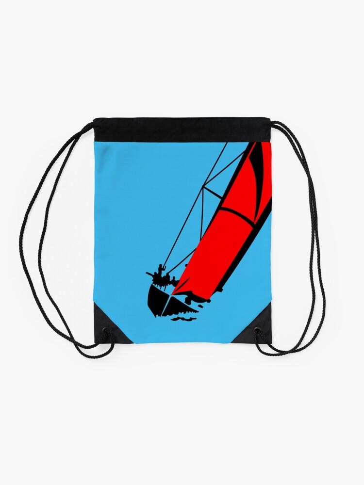 Alternate view of Yacht Drawstring Bag