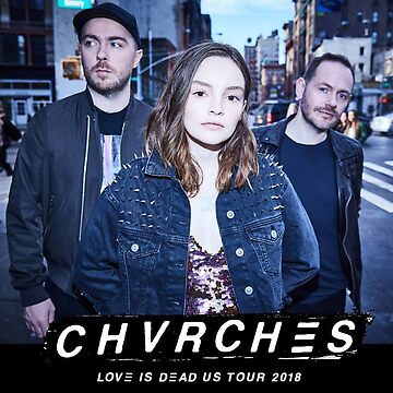 Chvrches by disyavelly
