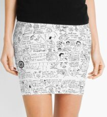 an Ultimate vine compilation but instead of a video its just terribly drawn  Mini Skirt