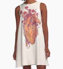 Sweet Heart A-Line Dress